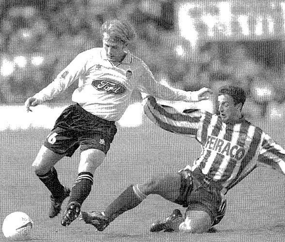 18.12.1997: Valencia CF 1 - 0 Dep. Coruña