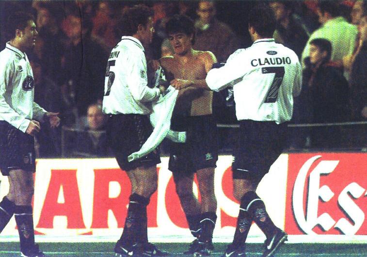 19.01.1998: FC Barcelona 3 - 4 Valencia CF