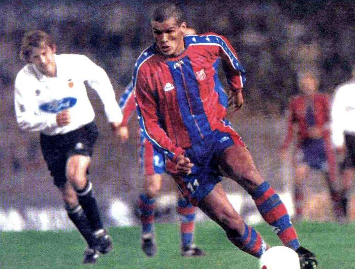 22.01.1998: Valencia CF 1 - 3 FC Barcelona