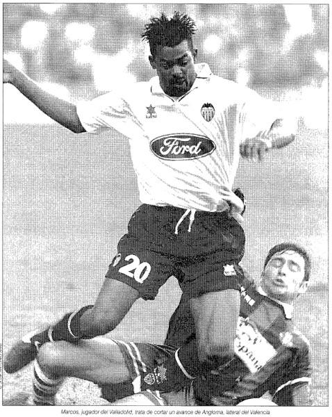 08.02.1998: Valencia CF 1 - 2 Real Valladolid