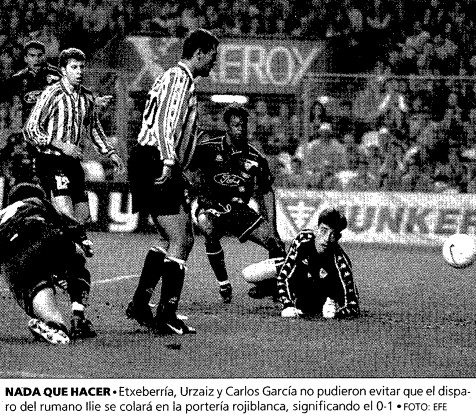 15.02.1998: Athletic Club 0 - 3 Valencia CF