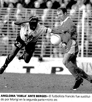 22.02.1998: Valencia CF 2 - 1 Celta de Vigo