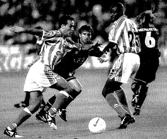 28.03.1998: Real Betis 1 - 0 Valencia CF