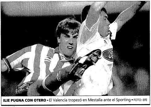 09.05.1998: Valencia CF 2 - 2 Sporting Gijón