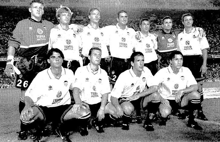 13.07.1998: Valencia CF 4 - 2 CSKA Sofia