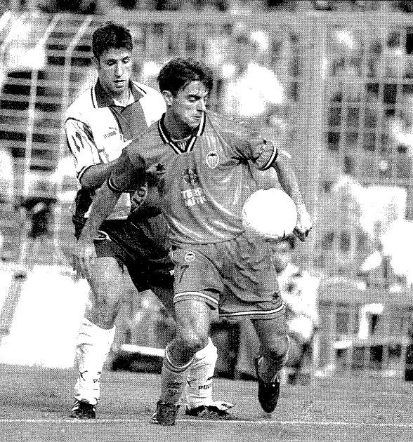 05.08.1998: Valencia CF 2 - 0 RCD Espanyol