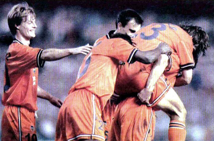 25.08.1998: Valencia CF 2 - 1 FC Salzburg