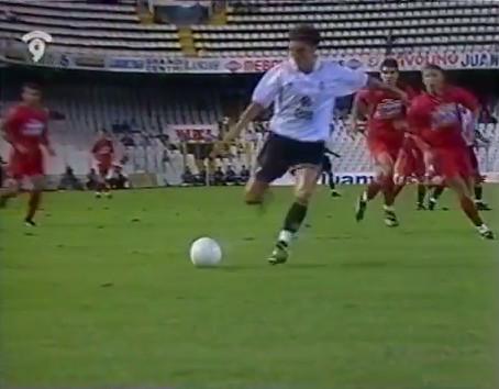 07.09.1998: Valencia CF 2 - 0 Din. Bucarest
