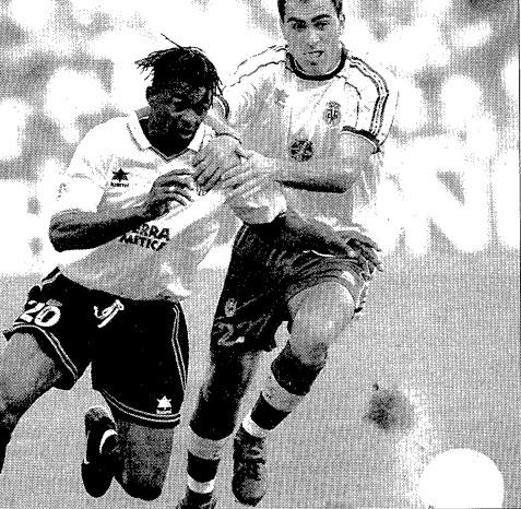 20.09.1998: Valencia CF 1 - 0 Villarreal CF