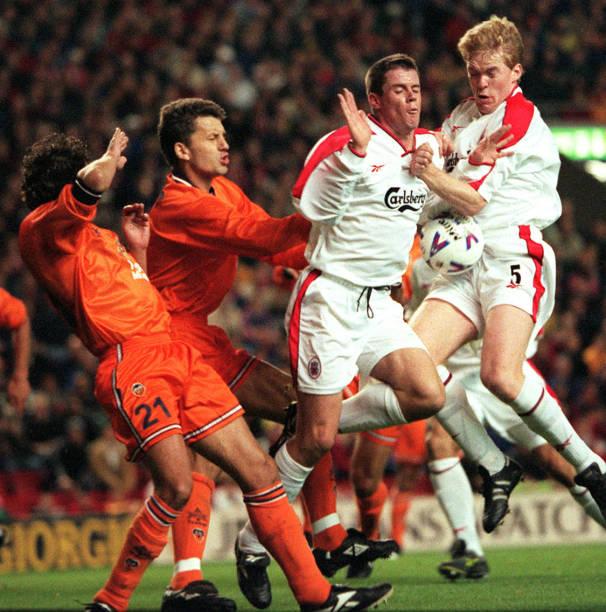 20.10.1998: Liverpool FC 0 - 0 Valencia CF