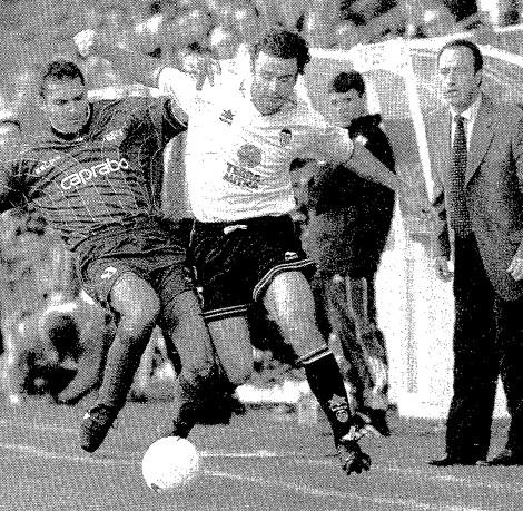 15.11.1998: Extremadura 1 - 0 Valencia CF
