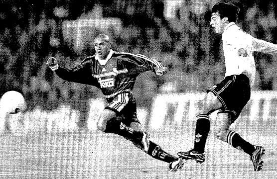 21.11.1998: Valencia CF 3 - 1 Real Madrid