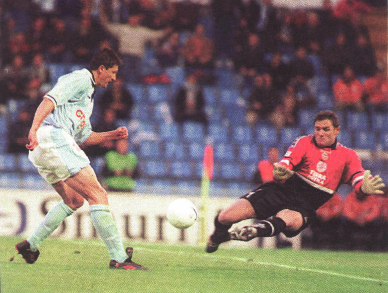 29.11.1998: Celta de Vigo 2 - 2 Valencia CF