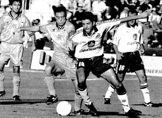 13.06.1999: CD Tenerife 3 - 2 Valencia CF