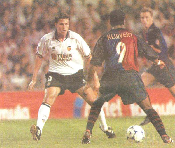 08.08.1999: Valencia CF 1 - 0 FC Barcelona