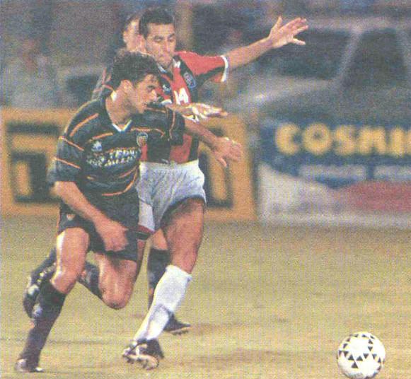 11.08.1999: Hapoel Haifa 0 - 2 Valencia CF