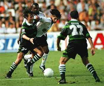 21.08.1999: Valencia CF 1 - 2 Rac. Santander