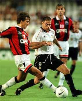 25.08.1999: Valencia CF 2 - 0 Hapoel Haifa