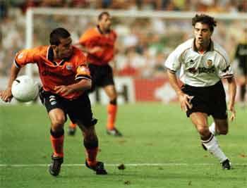 11.09.1999: Valencia CF 0 - 2 Dep. Alavés