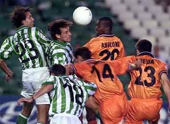 18.09.1999: Real Betis 1 - 0 Valencia CF