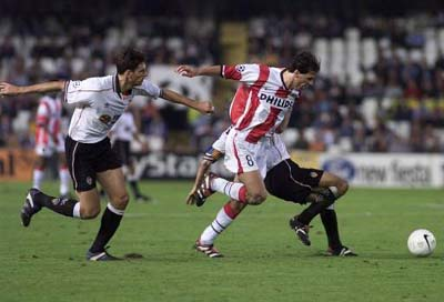 21.09.1999: PSV Eindhoven 1 - 1 Valencia CF