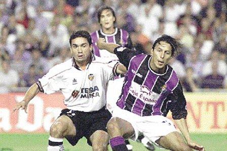 25.09.1999: Valencia CF 0 - 0 Real Valladolid