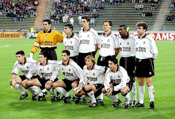 28.09.1999: Bayern Munich 1 - 1 Valencia CF