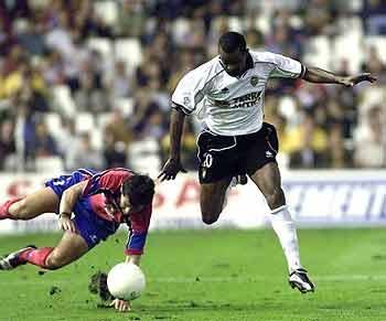 13.10.1999: Valencia CF 4 - 0 CD Numancia