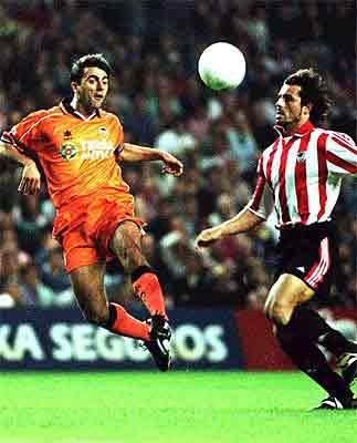 16.10.1999: Athletic Club 1 - 0 Valencia CF