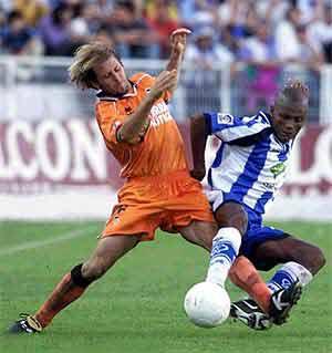 30.10.1999: Málaga CF 1 - 1 Valencia CF