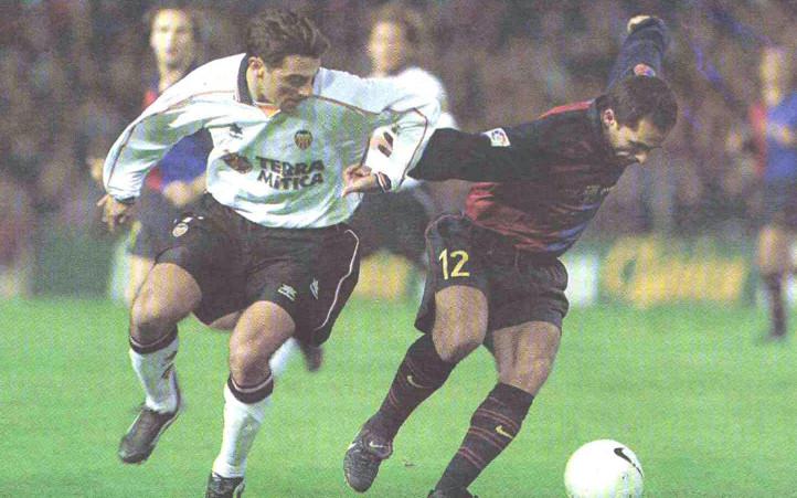20.11.1999: Valencia CF 3 - 1 FC Barcelona
