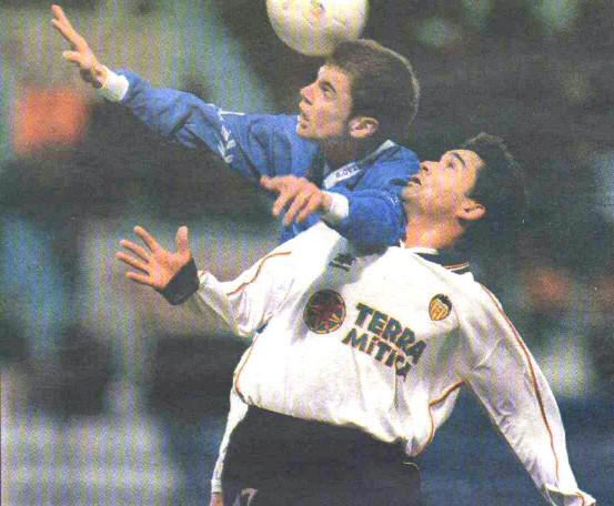 28.11.1999: Real Oviedo 0 - 0 Valencia CF