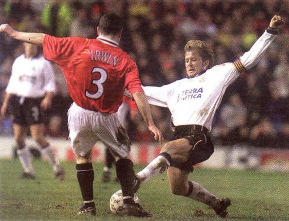 08.12.1999: Manchester U. 3 - 0 Valencia CF