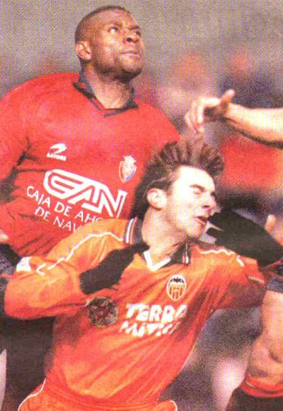 15.12.1999: CA Osasuna 3 - 0 Valencia CF