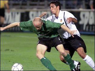 09.08.2000: Tirol Innsbruck 0 - 0 Valencia CF