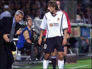 23.08.2000: Valencia CF 4 - 1 Tirol Innsbruck
