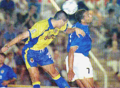 26.08.2000: Villarreal CF 4 - 1 Valencia CF