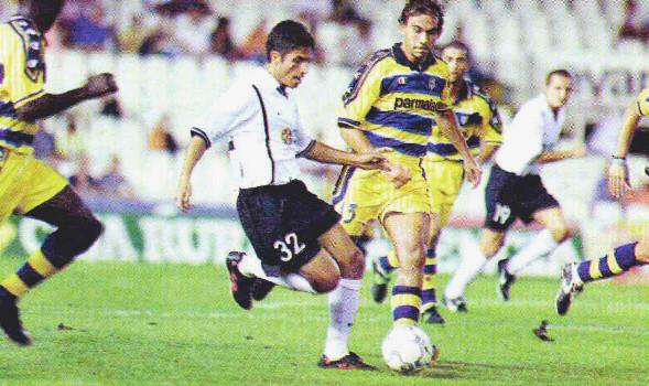 30.08.2000: Valencia CF 0 - 0 Parma AC