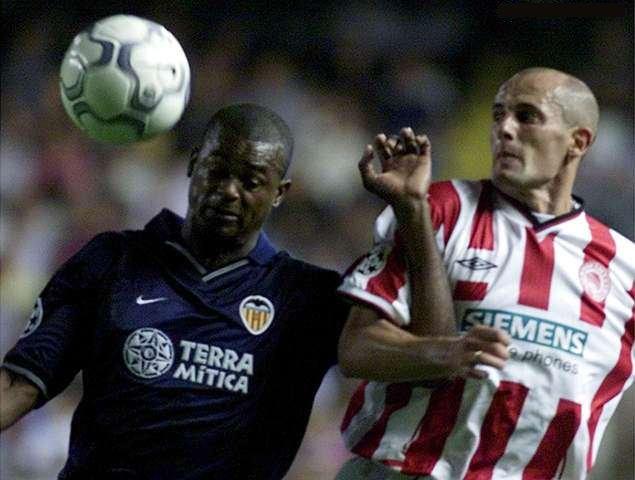 12.09.2000: Valencia CF 2 - 1 Olympiakos