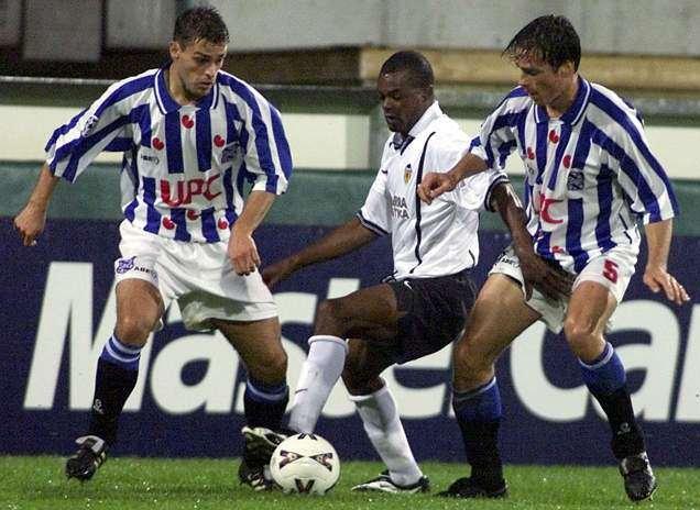 20.09.2000: SC Heerenveen 0 - 1 Valencia CF