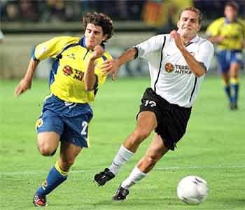 14.10.2000: Villarreal CF 1 - 1 Valencia CF