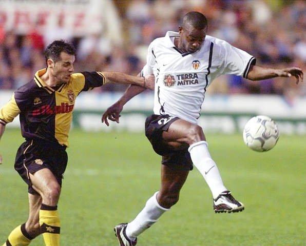 21.10.2000: Valencia CF 1 - 0 Real Zaragoza