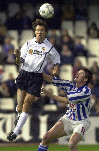 07.11.2000: Valencia CF 1 - 1 SC Heerenveen