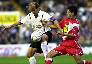 12.11.2000: Valencia CF 2 - 2 Rayo Vallecano