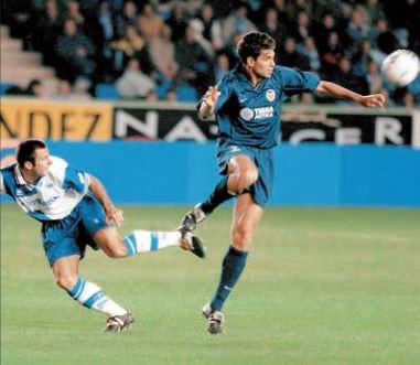 18.11.2000: Dep. Alavés 1 - 1 Valencia CF