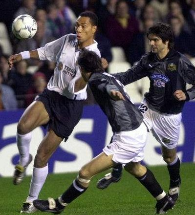 21.11.2000: Valencia CF 2 - 0 Sturm Graz