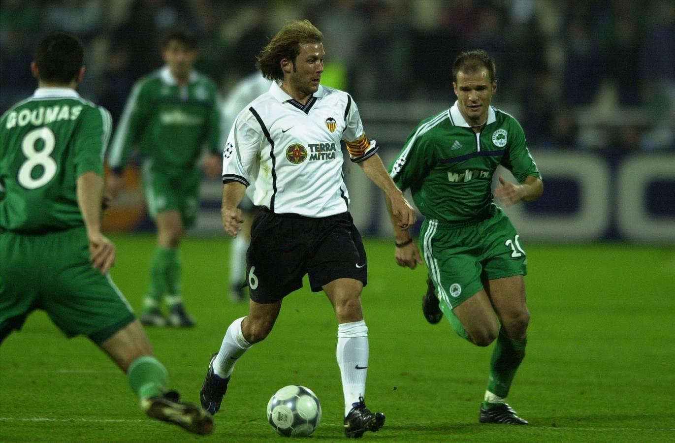 06.12.2000: Panathinaikos 0 - 0 Valencia CF