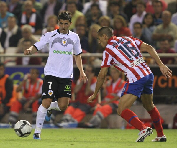 26.09.2009: Valencia CF 2 - 2 At. Madrid