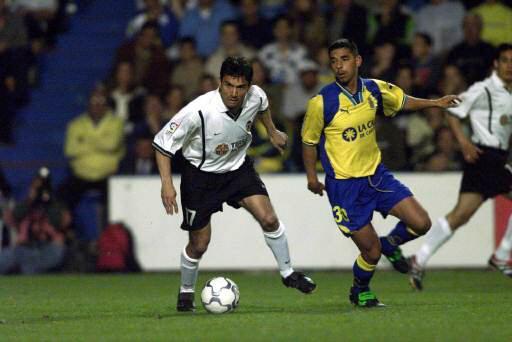 17.02.2001: UD Las Palmas 0 - 2 Valencia CF