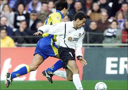 25.02.2001: Valencia CF 3 - 1 Villarreal CF